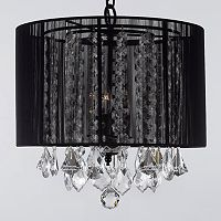 Gallery 3-Light Crystal Chandelier