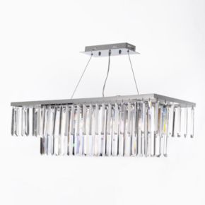 Gallery 8-Light Crystal Chandelier