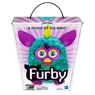 Furby Sea Violet by Hasbro