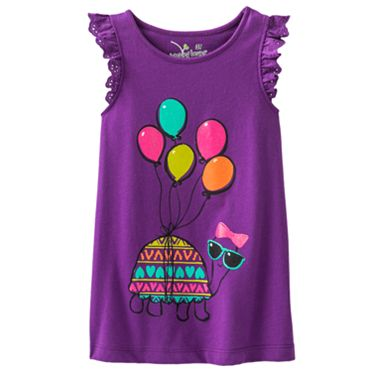 Jumping Beans Turtle Tank - Toddler