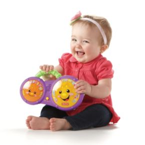 Fisher-Price Laugh and Learn Bathtime Bongos