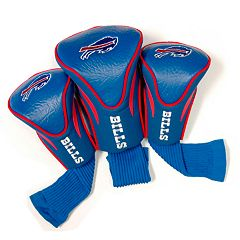 Team Golf Buffalo Bills 3 pc Contour Head Cover Set