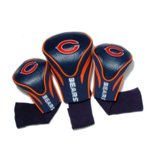 Team Golf Chicago Bears 3-pc. Contour Head Cover Set