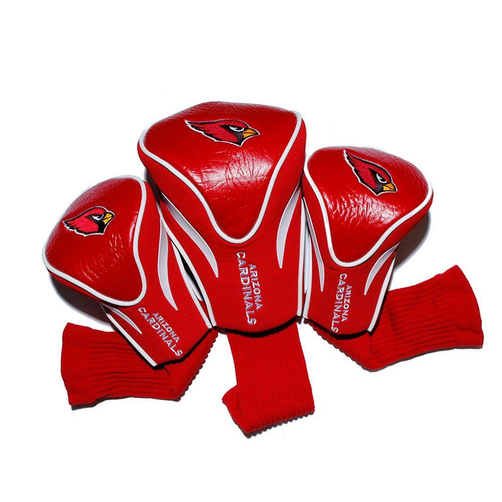 Team Golf Arizona Cardinals 3-pc. Contour Head Cover Set