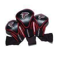 Team Golf Atlanta Falcons 3-pc. Contour Head Cover Set