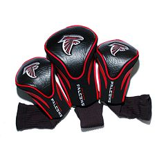 Team Golf Atlanta Falcons 3-pc. Contour Head Cover Set