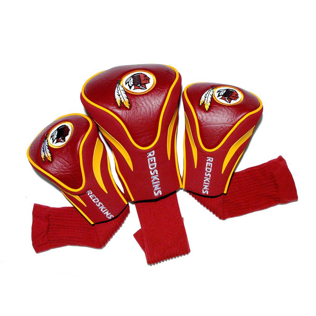 Team Golf Washington Redskins 3-pc. Contour Head Cover Set