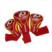 Team Golf Washington Redskins 3 pc Contour Head Cover Set
