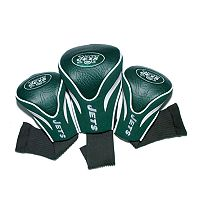 Team Golf New York Jets 3-pc. Contour Head Cover Set