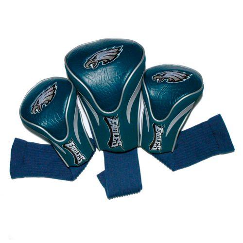 Team Golf Philadelphia Eagles 3-pc. Contour Head Cover Set