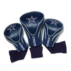 Team Golf Dallas Cowboys 3 pc Contour Head Cover Set