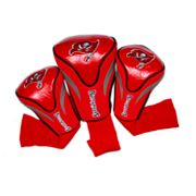 Team Golf Tampa Bay Buccaneers 3-pc. Contour Head Cover Set
