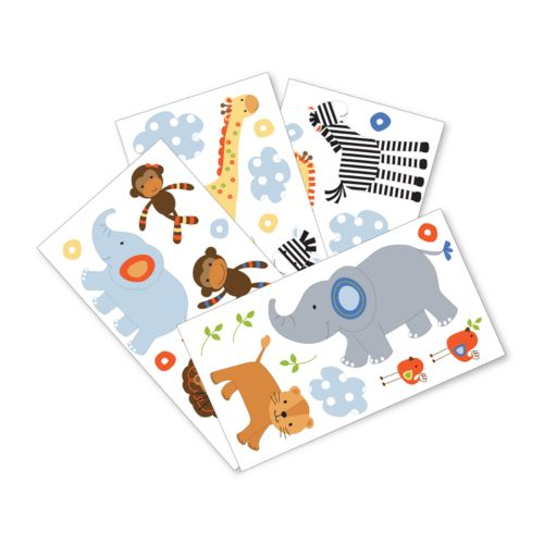Lambs and Ivy S.S. Noah Wall Decals
