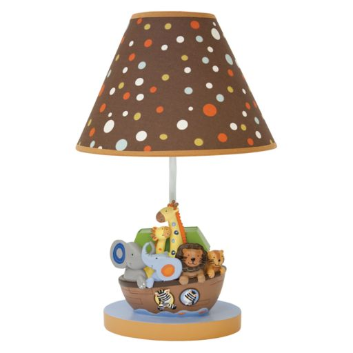 Lambs and Ivy S.S. Noah Lamp