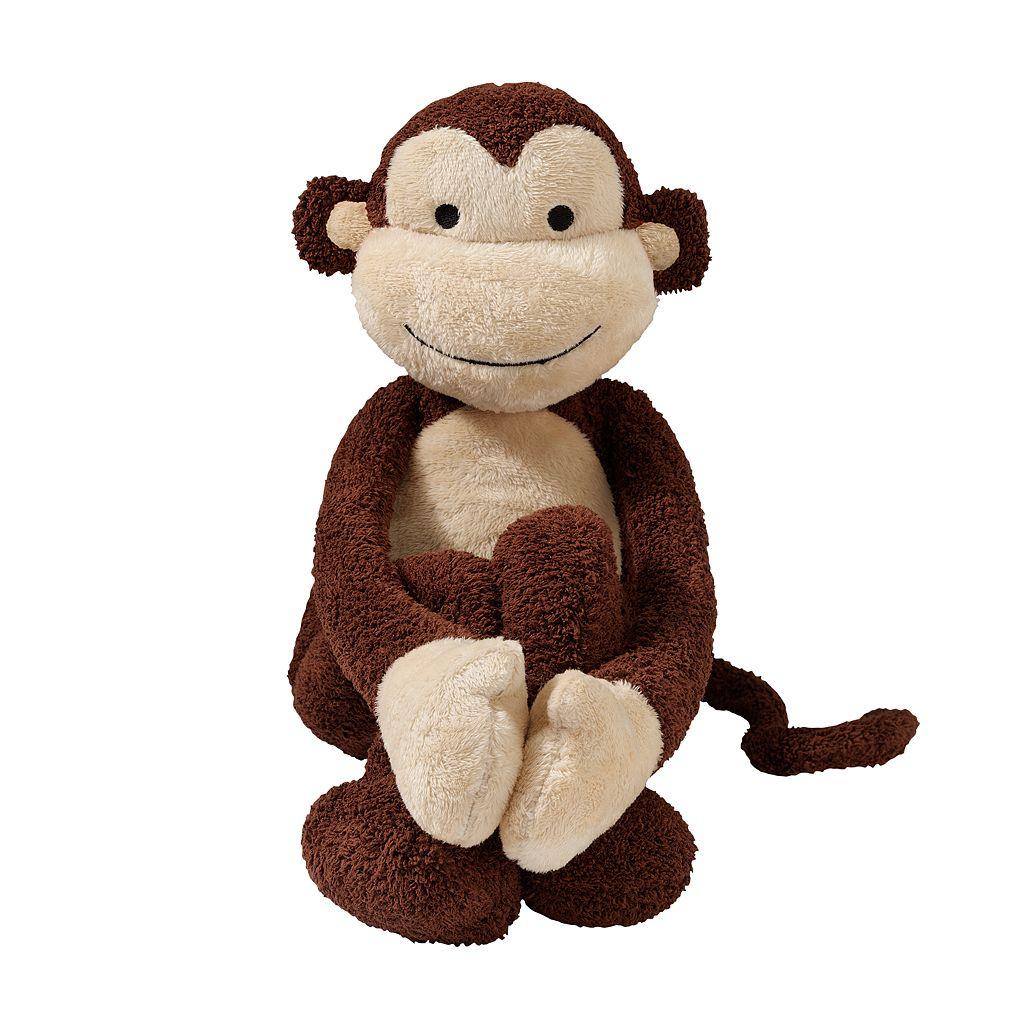 Lambs & Ivy Papagayo Plush Monkey