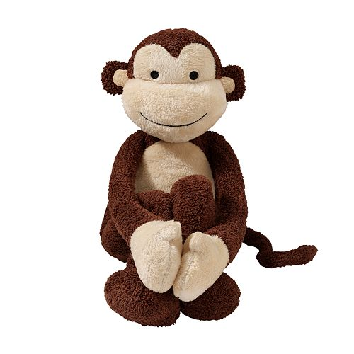 Lambs & Ivy Papagayo Plush Monkey