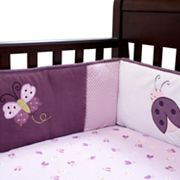 Lambs and Ivy Luv Bugs Crib Sheet