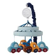 Lambs and Ivy Little Traveler Musical Mobile