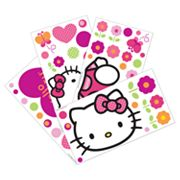 Hello Kitty Garden Wall Decals by Lambs and Ivy