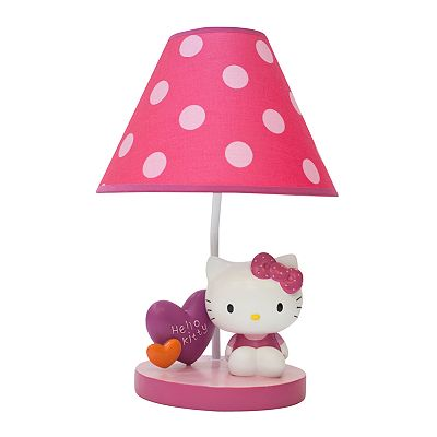 Hello Kitty Garden Lamp by Lambs and Ivy