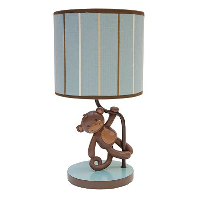 Lambs and Ivy Giggles Lamp