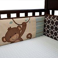 Lambs & Ivy Giggles Crib Sheet