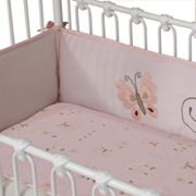 Lambs and Ivy Fawn Crib Sheet