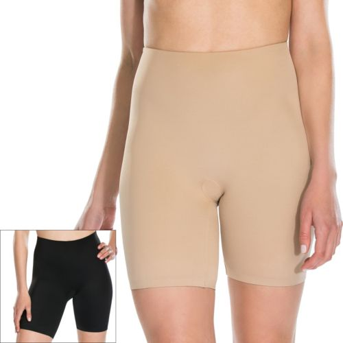 ASSETS Red Hot Label by Spanx Reversible Mid-Thigh Flipside Firmers 1874 - Women's