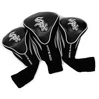 Team Golf Chicago White Sox 3 pc Contour Head Cover Set