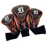 Team Golf Detroit Tigers 3-pc. Contour Head Cover Set