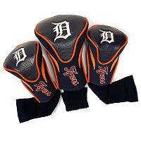 Team Golf Detroit Tigers 3 pc Contour Head Cover Set