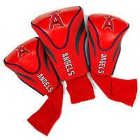 Team Golf Los Angeles Angels of Anaheim 3-pc. Contour Head Cover Set