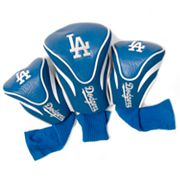 Team Golf Los Angeles Dodgers 3-pc. Contour Head Cover Set