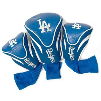 Team Golf Los Angeles Dodgers 3-pc. Contour Head Cover Set