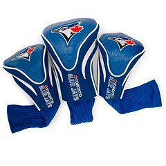 Team Golf Toronto Blue Jays 3 pc Contour Head Cover Set