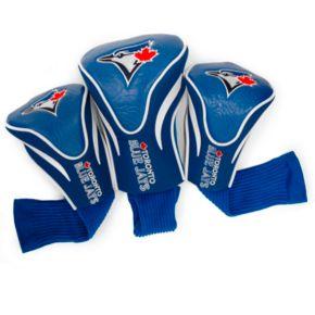 Team Golf Toronto Blue Jays 3-pc. Contour Head Cover Set