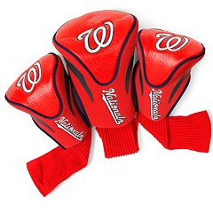 Team Golf Washington Nationals 3-pc. Contour Head Cover Set