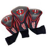 Team Golf Minnesota Twins 3-pc. Contour Head Cover Set