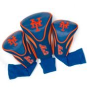 Team Golf New York Mets 3-pc. Contour Head Cover Set