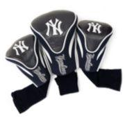 Team Golf New York Yankees 3-pc. Contour Head Cover Set