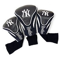 Team Golf New York Yankees 3-pc. Contour Head Cover Set