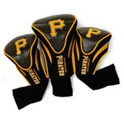 Team Golf Pittsburgh Pirates 3-pc. Contour Head Cover Set