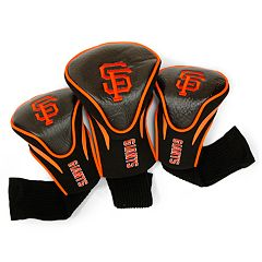 Team Golf San Francisco Giants 3 pc Contour Head Cover Set