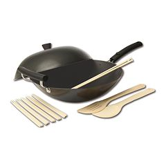Joyce Chen 12 pc Wok Set