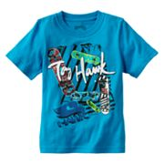 Tony Hawk Skateboard Tee - Toddler