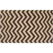 Artisan Weaver Cottage Grove Chevron Reversible Rug - 8' x 11'