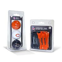 Team Golf Chicago Bears Ball & Tee Set