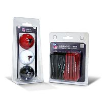 Team Golf Atlanta Falcons Ball & Tee Set