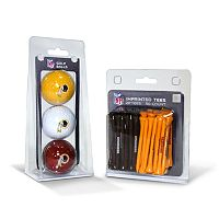 Team Golf Washington Redskins Ball & Tee Set