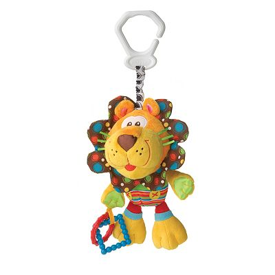 Playgro My First 10-in. Activity Friend - Lion